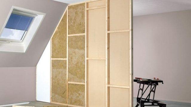 Klus hulp voor huis en bedrijf - Het maken van wanden en reparatie